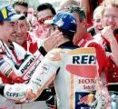 Lorenzo Berikan Kejutan Kepada Marquez Jelang Akhir Balapan MotoGP Austria