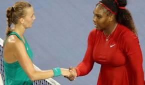 Petra Kvitova Permalukan Serena Williams Di Cincinnati