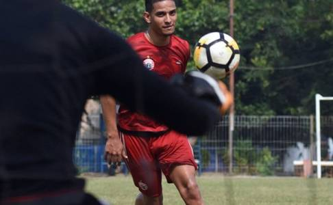 Skuat Persija Diliburkan, Renan Silva Siapkan Kondisi Fisik