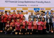 Jelang Asian Games, Indonesia Kalahkan Korea Dalam Pertandingan Persahabatan
