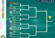 Asian Games 2018: Seru di Beregu Putra, Jepang vs. Malaysia di Babak Pertama