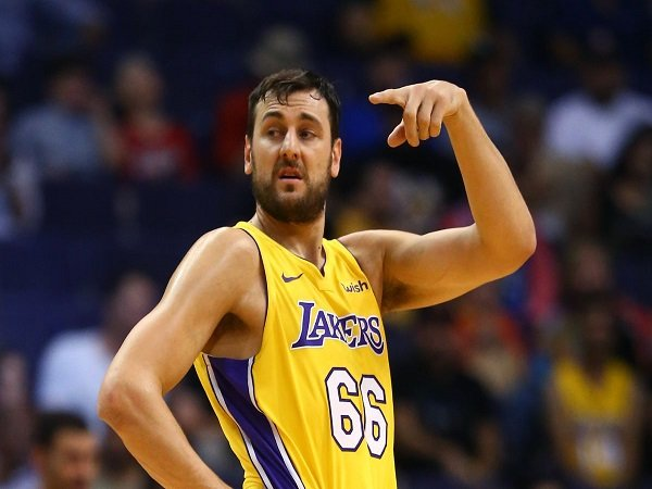 Demi Bermain di Australia, Andrew Bogut Tolak Tawaran tim NBA