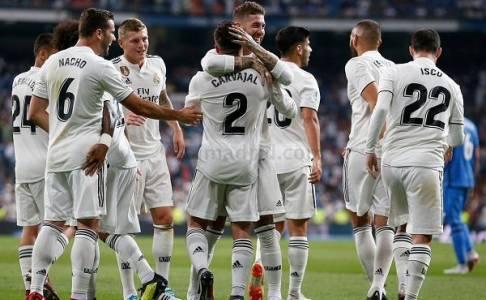 Ronaldo Pergi, Santiago Bernabeu Hanya Separuh Penuh