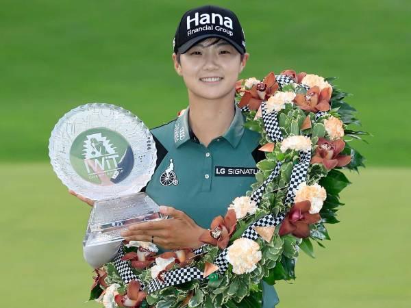 Sung Hyun Park Rebut Gelar LPGA Tour Indy Women in Tech Championship