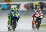 Diguyur Hujan Deras, MotoGP Inggris Sempat Ditunda