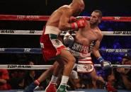 Taklukkan Beltran, Pedraza Juara Kelas Ringan WBO