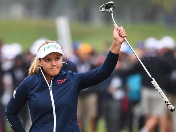 Brooke Henderson Ukir Sejarah Golf Kanada