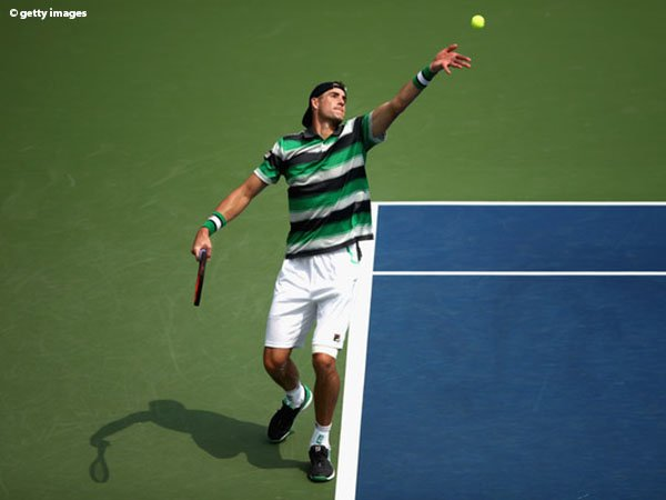 Hasil US Open: Petenis Tuan Rumah Berjaya Di Babak Pertama