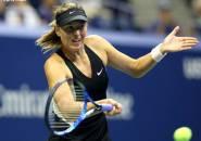 Hasil US Open: Maria Sharapova Bukukan Laga Babak Ketiga Lawan Jelena Ostapenko