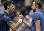Hasil US Open: Novak Djokovic Atasi Perlawanan Sengit Tennys Sandgren