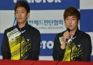Lee Yong Dae/Kim Gi Jung Lolos ke Final Spain Masters 2018