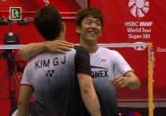 Lee Yong Dae/Kim Gi Jung Juara Spain Masters 2018