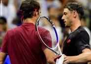 Hasil US Open: John Millman Kirim Roger Federer Untuk Berkemas Dari Flushing Meadows