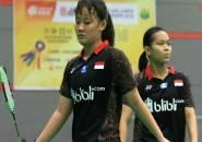 Ganda Putri Indonesia Loloskan Empat Wakil ke Babak Perempatfinal Hyderabad Open 2018