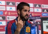 Isco Damprat Jurnalis Setelah Disinggung Kegagalan Spanyol di Piala Dunia 2018