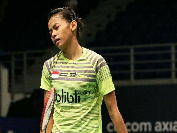 Tunggal Putri Indonesia Tanpa Wakil di Babak Perempatfinal Hyderabad Open 2018