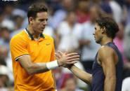 Hasil US Open: Juan Martin Del Potro Lolos Ke Final Untuk Kali Kedua