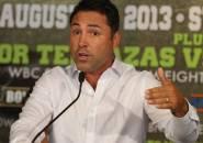 De La Hoya Serius Calonkan Diri Jadi Presiden AS