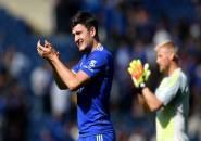 Kasper Schmeichel Ikut Komentari Kontrak Baru Harry Maguire