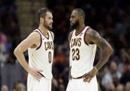 Kevin Love Berikan Pujian Spesial Kepada LeBron James