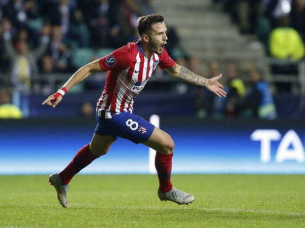 Atletico Berharap Saul Tetap Produktif Usai Tugas Internasional