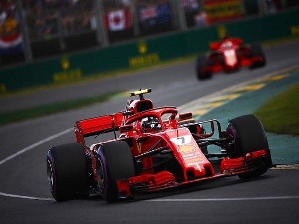 Hasil FP2 Formula One GP Singapura