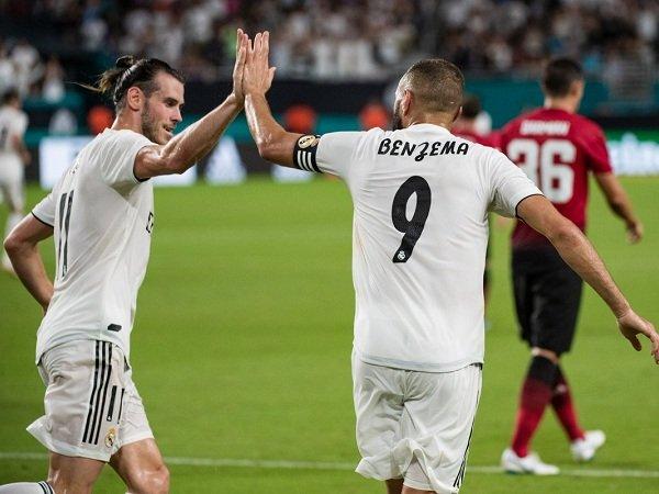 Lopetegui Harapkan Pertunjukkan Bale-Benzema Lagi di Laga Kontra Bilbao