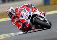 Wah, Dovizioso Anggap Ban Michelin Perlambat Kecepatan Rider MotoGP