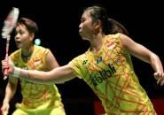 Greysia/Apriyani Kandas di Babak Semifinal Japan Open 2018