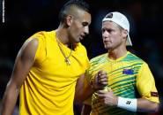 Lleyton Hewitt Kecewa Nick Kyrgios Tak Bisa Berpartisipasi Di Davis Cup