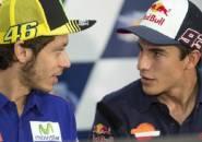 Tak Akur, Rossi Tetap Jadi Rider Favorit Marquez
