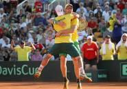 Hasil Davis Cup: Australia Masih Miliki Harapan Usai Menangkan Nomor Ganda