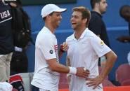 Hasil Davis Cup: Menangkan Nomor Ganda, Tim AS Jaga Asa Demi Tiket Ke Final