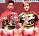 Hasil Final Japan Open 2018, Jepang Dua Gelar, Indonesia Satu