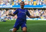 Sarri Dukung Hazard Raih Golden Boot