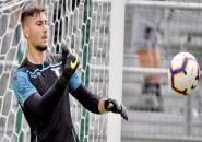 Strakosha Sebut Kemenangan Lazio atas Empoli Hasil Kerja Keras Tim