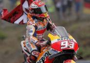 Gelar Juara Kian Dekat, Begini Komentar Marquez