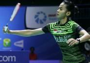 Dinar Ayustine Disingkirkan Pebulutangkis Thailand di Bangka Belitung Indonesia Masters 2018