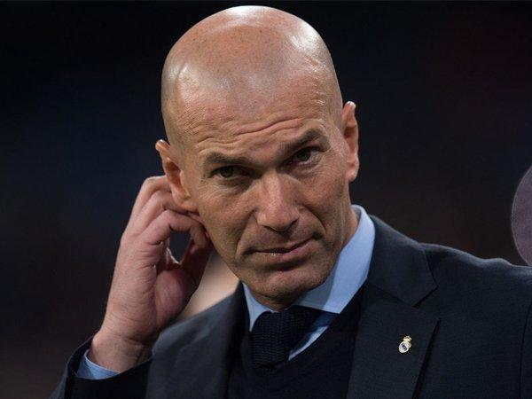 Manchester United Dikabarkan Telah Jalin Kesepakatan Personal dengan Zidane