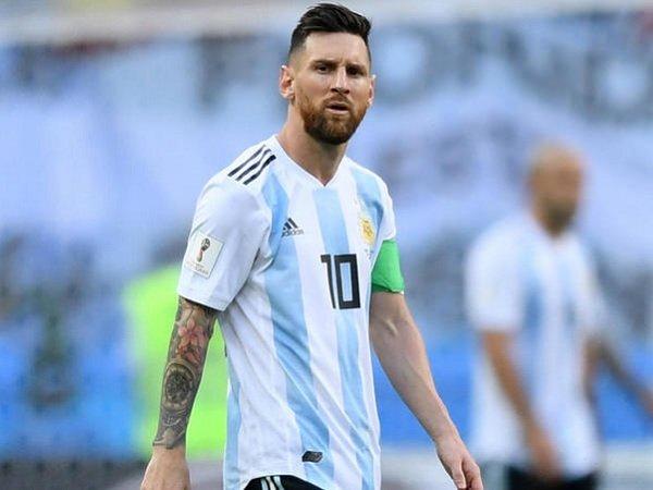 Messi Absen Lagi di Laga Persahabatan Timnas Argentina Bulan Depan