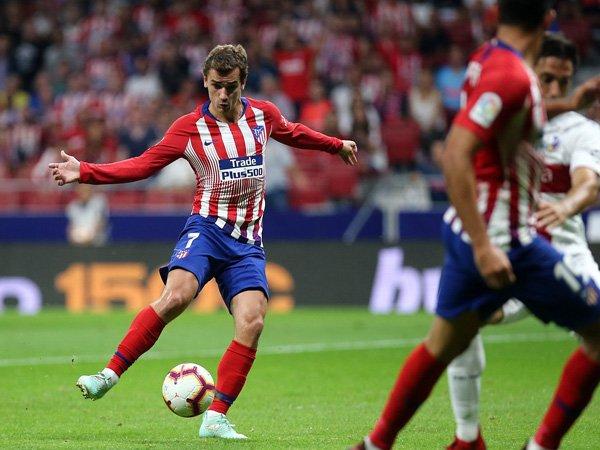 Atletico Madrid Menang atas Huesca, Griezmann Akhiri Paceklik Golnya di Wanda Metropolitano