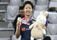 Tundukan Zhang Beiwen, Nozomi Okuhara Juara Korea Open 2018