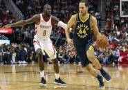 Indiana Pacers Sukses Permalukan Houston Rockets