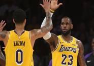 Lakers Raih Kemenangan Pertama di Laga Pramusim