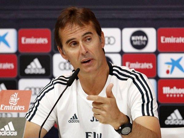Lopetegui Bantah Real Madrid Sedang Hadapi Krisis Jelang Laga Kontra Alaves