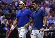 Roger Federer Jadi Alasan Novak Djokovic Lewatkan China Open