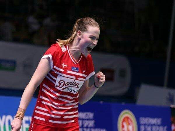 Line Kjaersfeldt ke Final Taiwan Open 2018