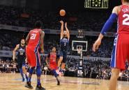 Dallas Mavericks Kalahkan Philadelphia 76ers di NBA China Games