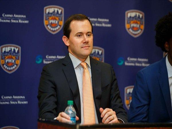Phoenix Suns Lengserkan Ryan McDonough Dari Kursi General Manager