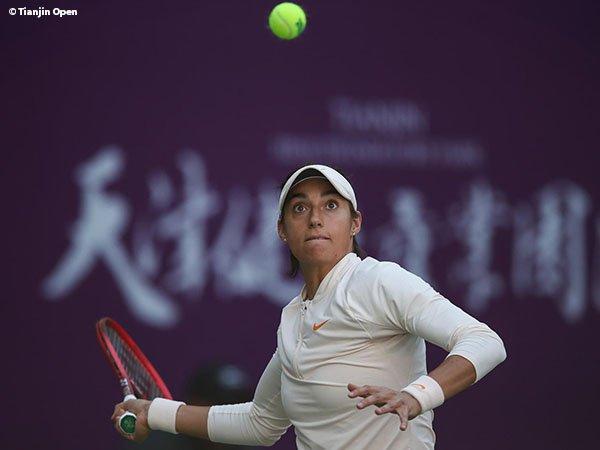 Caroline Garcia Dan Elise Mertens Siap Beraksi Di Perempatfinal Tianjin Open